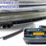 Difuzor M bara spate BMW e36 (limuzina, coupe sau cabrio), 3 (E36) -[1990 - 1998]