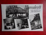 Aug15 - Vedere/ Carte postala - Humulesti, Circulata, Printata