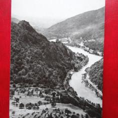 aug15 - Vedere/ Carte postala - Valea Oltului la Cozia