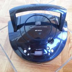 Radio Cd cu stick de memorie Platinium - 129 lei - CD Player MP3 auto
