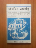 k5 Orele Astrale Ale Omenirii - Stefan Zweig