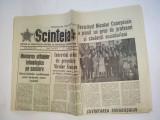 Ziar SCANTEIA - marti 7 mai 1974  Nr. 9861