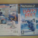 Happy Feet - JOC PS2 Playstation ( GameLand ) - Jocuri PS2, Actiune, 3+, Multiplayer