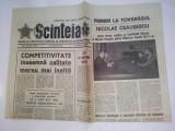 Ziar SCANTEIA - joi, 13 iunie 1974 Nr. 9893