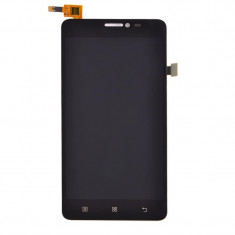 Display Ecran Touchscreen Geam Digitizer Ansamblu Lenovo S850 cu RAMA - Display LCD