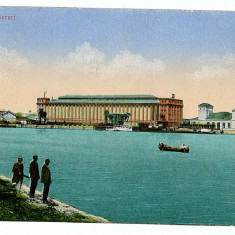 788 - GALATI, Docurile - old postcrd - unused - Carte Postala Moldova 1904-1918, Necirculata, Printata