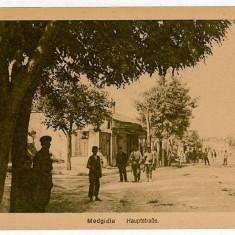 1545 - Dobrogea, MEDGIDIA - old postcard - used, Circulata, Printata