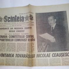 Ziar SCANTEIA - vineri, 23 martie 1984 Nr. 12933