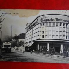 Aug15 - Vedere/ Carte postala - Resita - Carte Postala Banat dupa 1918, Circulata, Printata