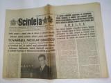 Ziar SCANTEIA - duminica 25 martie 1984  Nr. 12935