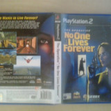 The Operative - No One Lives Forever -  PS2 Playstation  ( GameLand  )