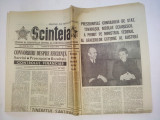 Ziar SCANTEIA - sambata 19 ianuarie 1974  Nr. 9755