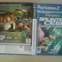 Tom Clancy's Splinter Cell - Chaos theory - JOC PS2 Playstation ( GameLand ) - Jocuri PS2, Actiune, 16+, Multiplayer