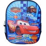 Ghiozdane 3D Disney FROZEN, CARS, SPIDERMAN.  33x26x12cm. Prescolari/gradinita