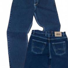 Blugi barbati indigo clasici si simpli MOTTO jeans W 30, 31 (006-009)