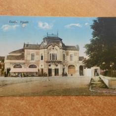 TURDA - TEATRUL - 1917 - ? - CIRCULATA