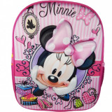 Ghiozdane 3D Disney FROZEN, PRINCESS, MINNIE MOUSE, PRINTESA SOFIA 33x26x10cm., Fata