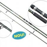 Lanseta fibra de carbon Maximus Carp 3, 9 METRI DIN 3 BUCATI 3, 5 lbs BARACUDA, Lansete Crap