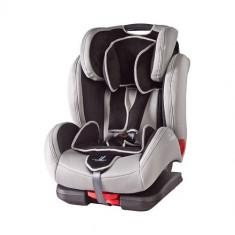 Scaun Auto DiabloFix Isofix 9-36 kg Grey - Scaun auto copii grupa 1-2-3 (9-36 kg) Caretero, 1-2-3 (9-36 kg), Gri