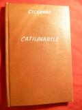 Cicerone- Catilinarele  -trad.C.Damianovici - BPT 803 Ed. L.Alcalay