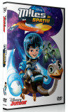 Miles in spatiu - Miles from tomorrowland - desene dublate romana, DVD, disney pictures