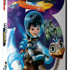 Miles in spatiu - Miles from tomorrowland - desene dublate romana - Film animatie disney pictures, DVD