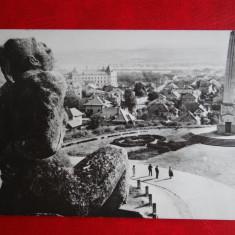 Aug15 - Vedere/ Carte postala - Alba - Iulia - Carte Postala Banat dupa 1918, Circulata, Printata