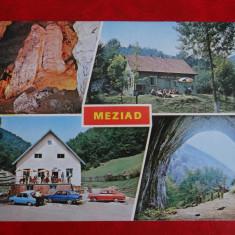 Aug15 - Vedere/ Carte postala -  Meziad, Circulata, Printata