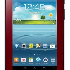 Tab 2, 10.1, P 5100, 3G, roșu grena - Tableta Samsung Galaxy Tab P5100, 16 GB, Wi-Fi + 3G