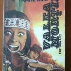 Karl May -  Valea mortii