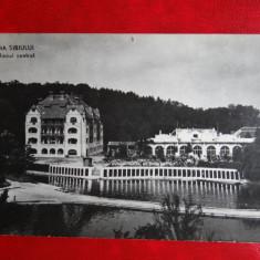 Aug15 - Vedere/ Carte postala - Ocna Sibiului - Carte Postala Banat dupa 1918, Circulata, Printata