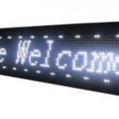 Reclama Luminoasa Caseta cu LEDuri Albe 137x40cm