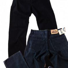 Blugi barbati negri clasici MOTTO jeans W 30, 31 (Art.021, 022), Culoare: Negru