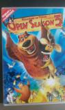 Open season 3 Nazdravanii din padure dublat in romana, DVD