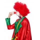 Nas De Clovn Galagios - Masca carnaval, Marime: Marime universala, Culoare: Din imagine