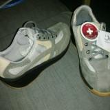 Pantofi sport joya, mbt, nu adidas, nike, salomon, columbia - Incaltaminte ortopedica, Culoare: Greige