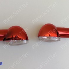 Set Semnale / Semnal / Semnalizari moto scuter ( bec ) - Semnalizare Moto