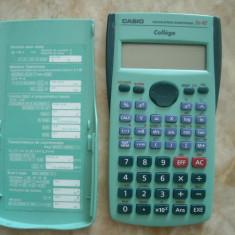 CALCULATOR CASIO FX-92 COLLEGE . - Calculator Birou