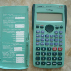 CALCULATOR CASIO FX-92 COLLEGE . - Calculator Birou