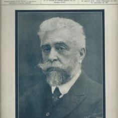 Revista Romania Ilustrata : viata si moartea lui Ion I.C.Bratianu - 1927