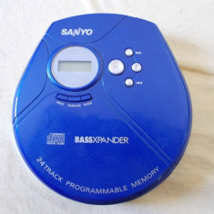CD PLAYER SANYO BASSXPANDER