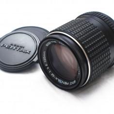 Obiectiv Pentax M SMC 135/3.5 montura Pentax K - Obiectiv DSLR Pentax, Tele, Manual focus