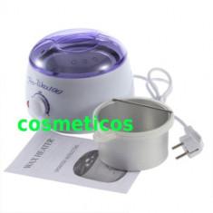 Incalzitor profesional de ceara / parafina pentru epilat PROWAX 100 - 450g - Incalzitor ceara