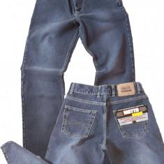 Blugi drepti barbati gri usor prespalati MOTTO jeans W 31 (Art.039,040)