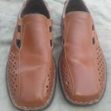 Pantofi de vara din piele Rieker Antistres mar.42 / 26.5cm