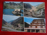 Aug15 - Vedere/ Carte postala -  Fagaras - cu Taxa, Circulata, Printata