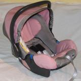 Scaun / cosulet auto copii ROMER BABY SAFE PLUS TRENDLINE - Scaun auto copii Romer, 0+ (0-13 kg), Isofix