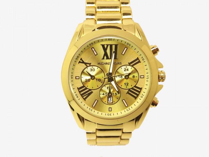 ceas dama MICHAEL KORS mk-3111  gold (Poze reale, Garantie) foto mare