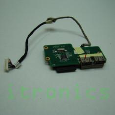 Modul USB Card Reader Asus K51AE K70AC K70AD K70AE K70AF K70IC K70ID K70IJ K70IO K51AC K70AB K61IC 60-NVPUS1000-B03 Mufe cititor
