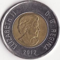 Canada - 2 Dollars 2012, America de Nord